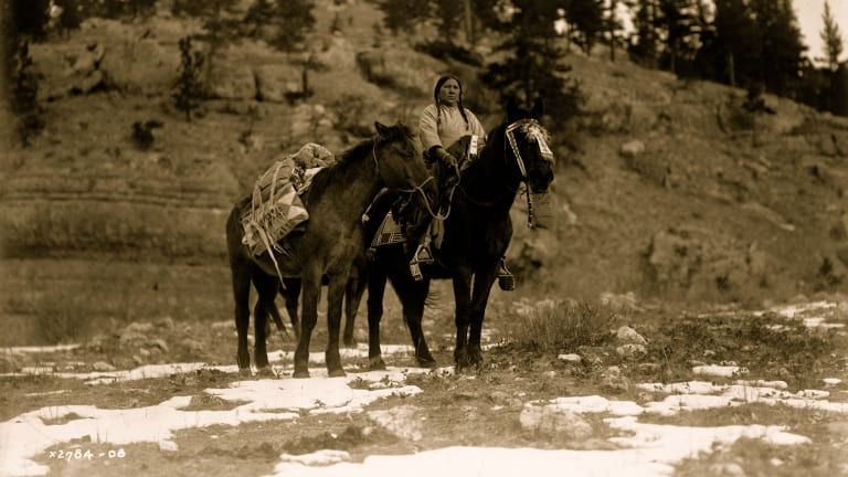 How Horses Transformed Life for Plains Indians