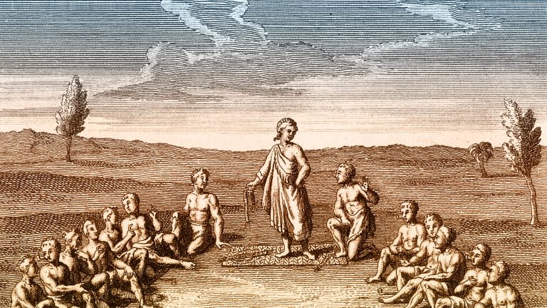 The Native American Government That Inspired the US Constitution