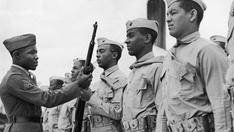 Black Heroes Throughout US Military History