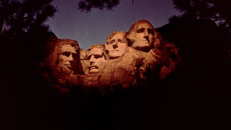 Why Native Americans Have Protested Mount Rushmore