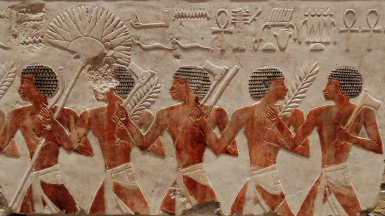 9 Ancient Egyptian Weapons and Tools That Powered the Pharaoh's Army
