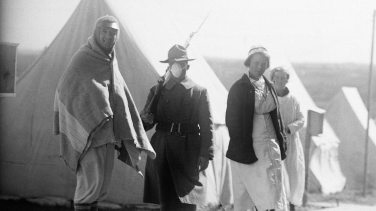 Why the 1918 Flu Pandemic Never Really Ended