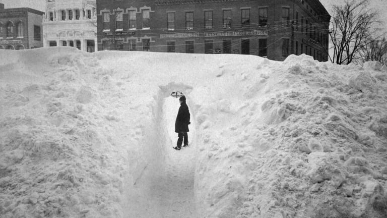 The Biggest Snow Storms in US History
