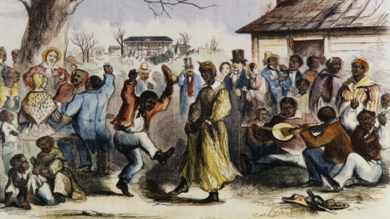 What Was Christmas Like for America's Enslaved People?