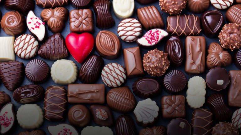 How Chocolate Became a Valentine's Day Staple