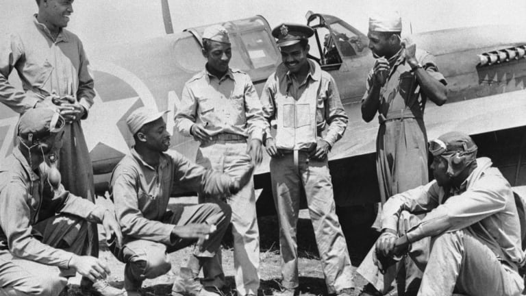 How Tuskegee Airmen Fought Military Segregation With Nonviolent Action