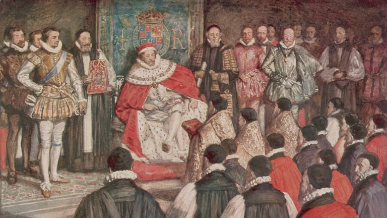 How British Royals Tested Support for the Crown in the 17th Century