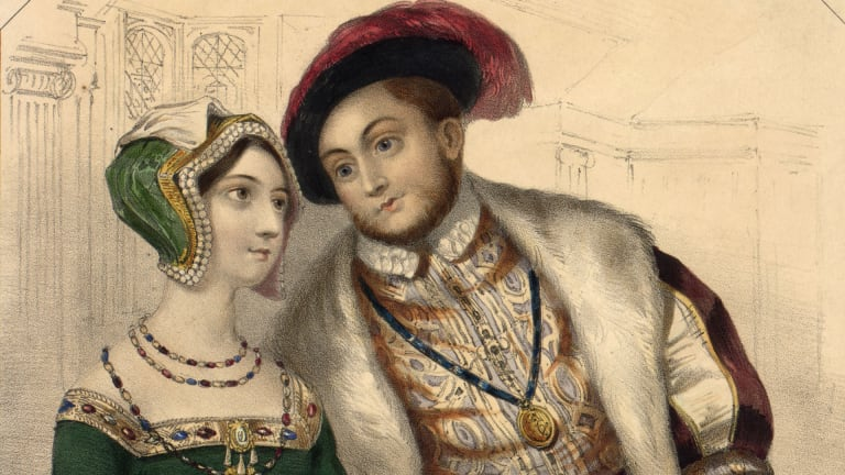 Who Were the Six Wives of Henry VIII?