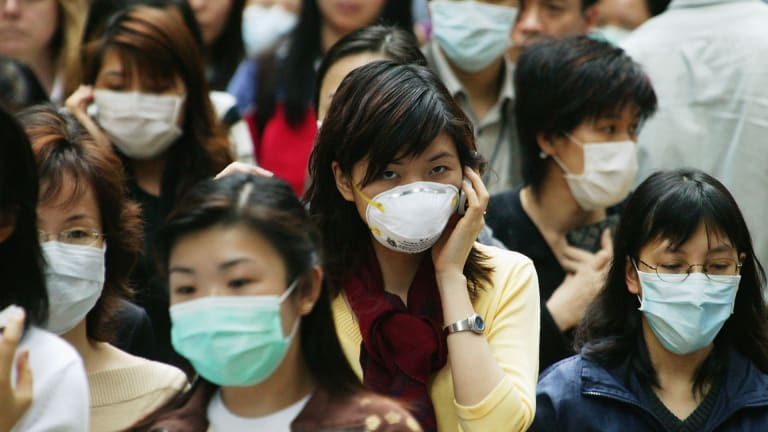 SARS Pandemic: How the Virus Spread Around the World in 2003