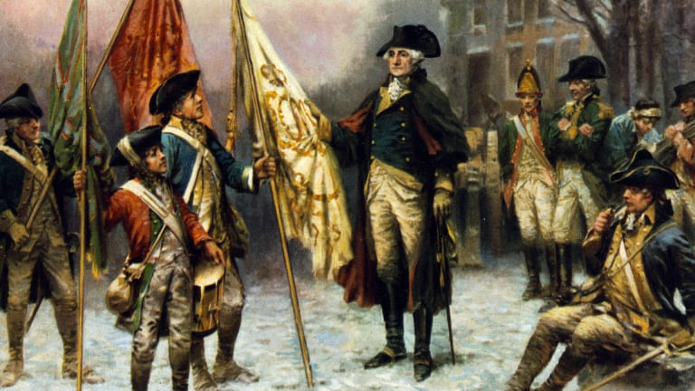 How George Washington Used Spies to Win the American Revolution