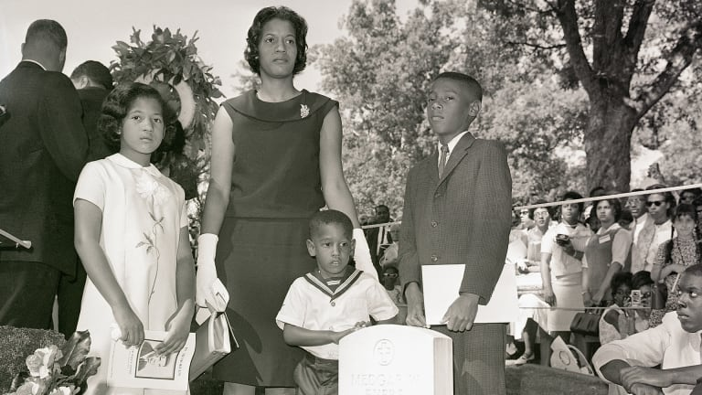 How Medgar Evers' Widow Fought 30 Years for His Killer's Conviction