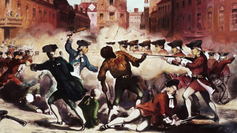 8 Things We Know About Crispus Attucks