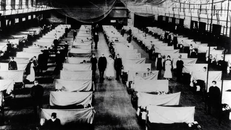 How America Struggled to Bury the Dead During the 1918 Flu Pandemic