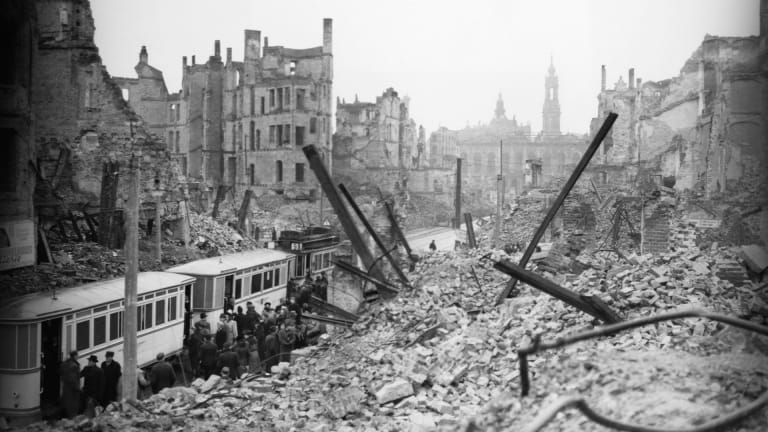 Why Was Dresden So Heavily Bombed?