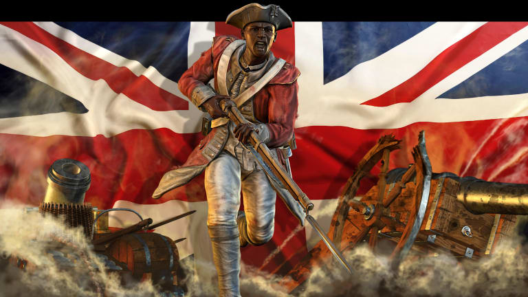 The Ex-Slaves Who Fought with the British