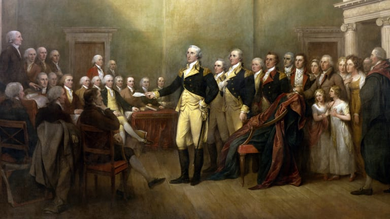 George Washington Gave America This Advice the First Time He Tried to Retire