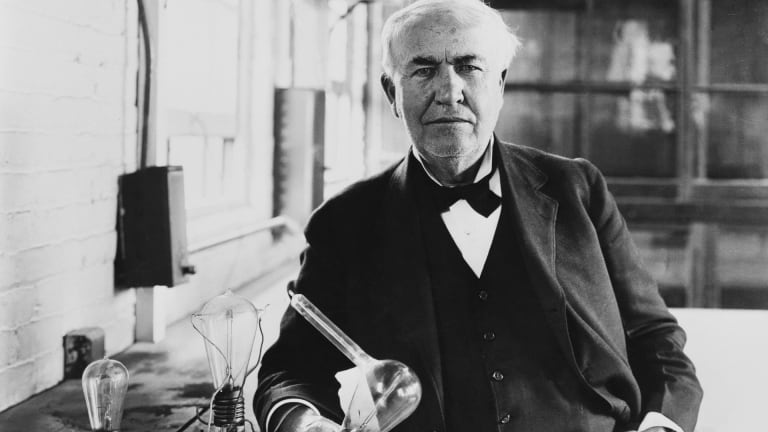 6 Key Inventions by Thomas Edison
