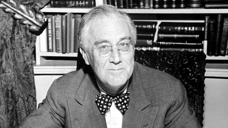 Why FDR Decided to Run for a Fourth Term Despite Ill Health
