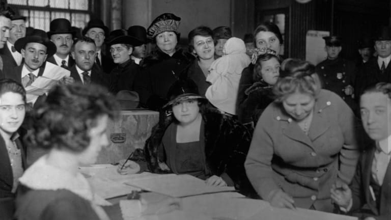 How Suffragists Raced to Secure Women's Right to Vote Ahead of the 1920 Election