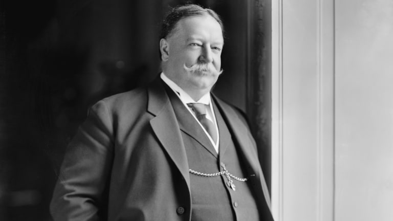Hate Paying Income Tax? Blame William H. Taft