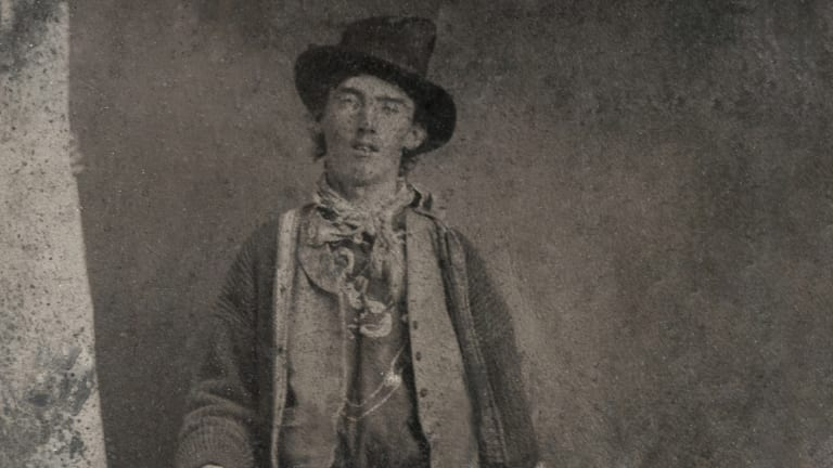 9 Things You May Not Know About Billy the Kid