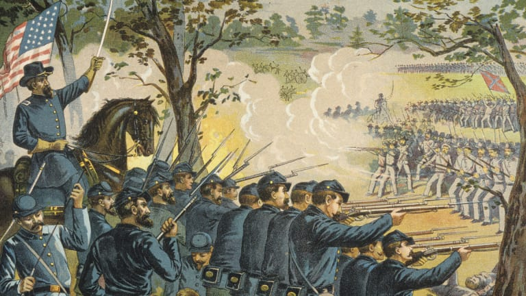 Ulysses S. Grant's Overland Campaign: Six Bloody Weeks