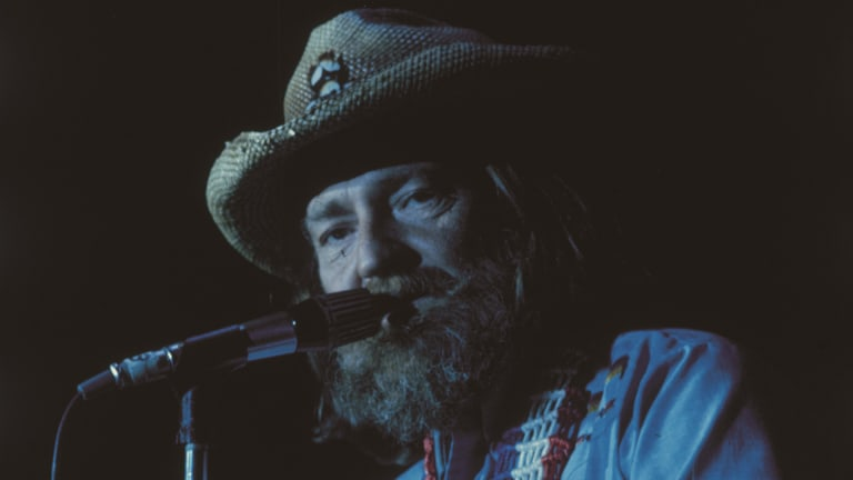 "Willie Nelson releases ""Red Headed Stranger"""