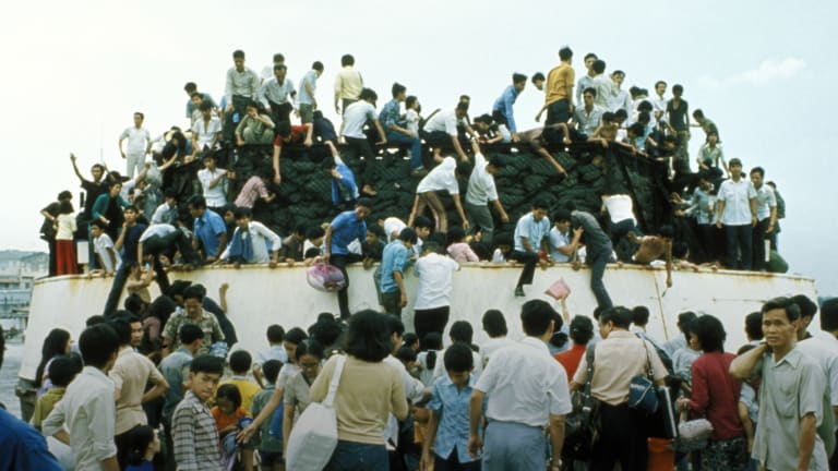 Steps Leading to the Fall of Saigon—And the Final, Chaotic Airlifts