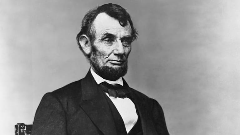 Abraham Lincoln's Battlefield Brush with Death