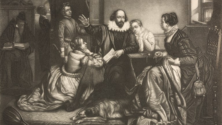 Did Shakespeare Really Write His Own Plays?