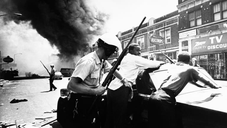 The 1967 Riots: When Outrage Over Racial Injustice Boiled Over