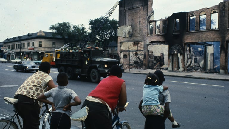 The Detroit Riots, from a Child's Perspective