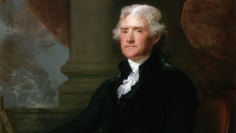 Thomas Jefferson Signed the Insurrection Act in 1807 to Foil a Plot by Aaron Burr