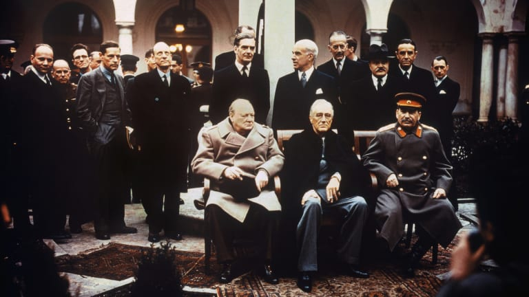 How the 'Big Three' Teed Up the Cold War at the 1945 Yalta Conference
