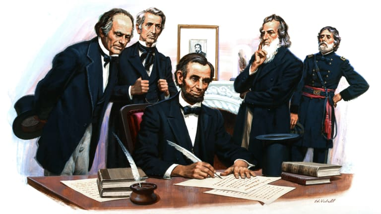 5 Things You May Not Know About Abraham Lincoln, Slavery and Emancipation