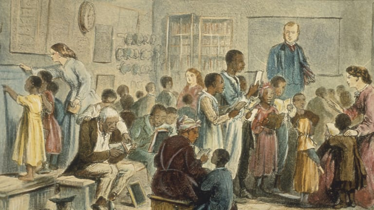 How Literacy Became a Powerful Weapon in the Fight to End Slavery