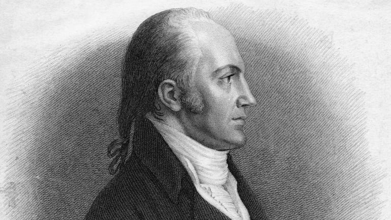 What Was Alexander Hamilton's Role in Aaron Burr's Contentious Presidential Defeat?