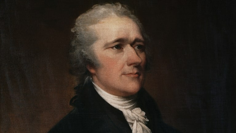 Alexander Hamilton's Complicated Relationship to Slavery
