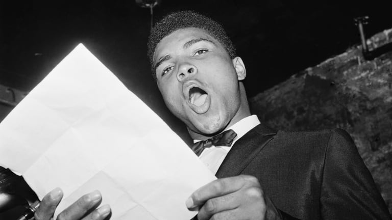 Muhammad Ali: Boxing Legend ... and 2-Time Grammy Nominee