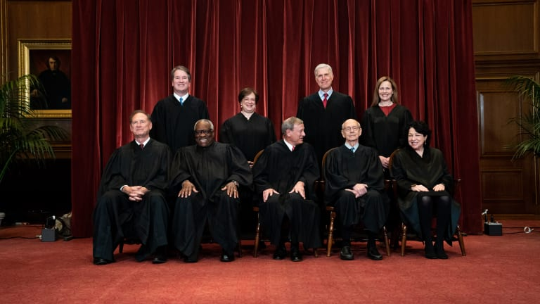 Why Do 9 Justices Serve on the Supreme Court?