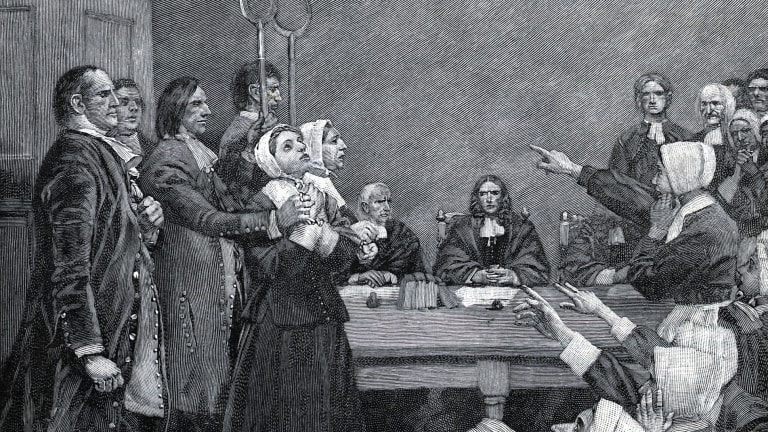 Salem Witch Trials: Who Were the Main Accusers?