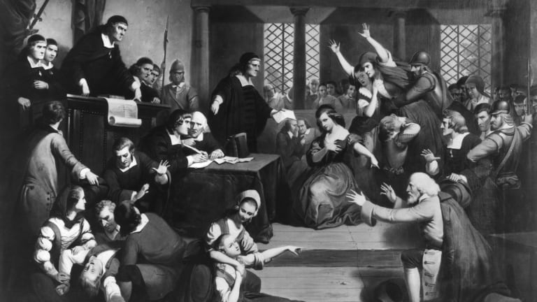 How the Salem Witch Trials Influenced the American Legal System