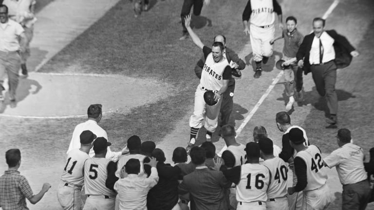 The Most Dramatic Home Run in World Series History