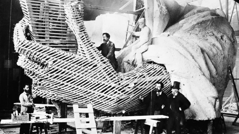 Why the Statue of Liberty Almost Didn't Get Built