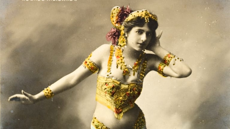 The Dancer Who Became WWI's Most Notorious Spy