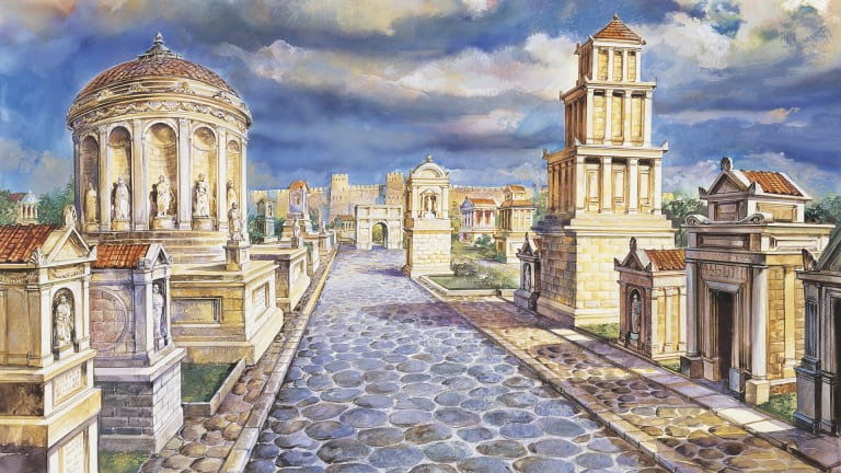 8 Ways Roads Helped Rome Rule the Ancient World