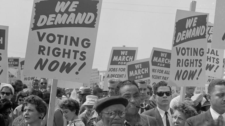 Voting Rights Milestones in America: A Timeline