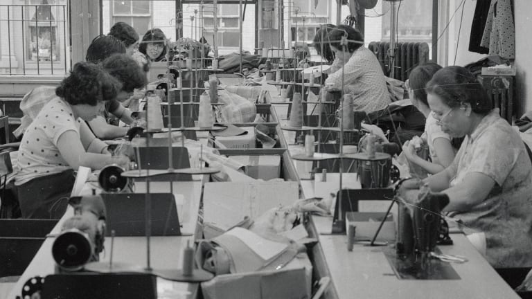 When 20,000 Asian Americans Demanded Garment Workers' Rights—And Won