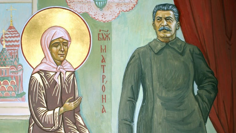 Why Stalin Tried to Stamp Out Religion in the Soviet Union