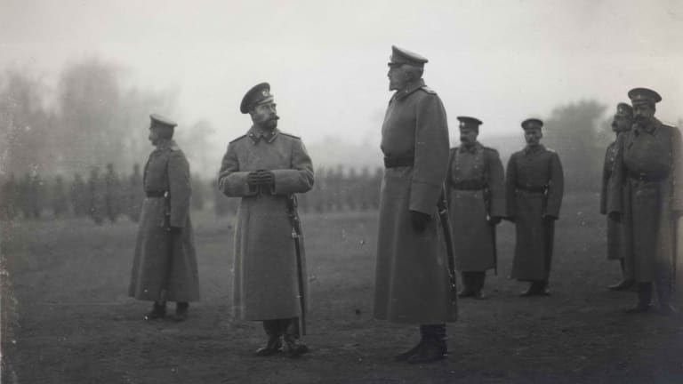 How World War I Fueled the Russian Revolution